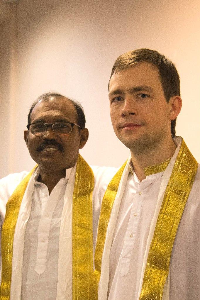 Шри Джоти Арул и Шри Пранаджи